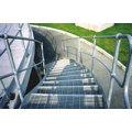 Steel Indoor or Outdoor Step or Stair Ladder