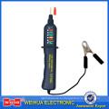 Автомобильный Аккумулятор тестер Автомобильный генератор тестер с 6 светодиодные фонари Дисплей VT5C