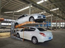 Hottest selling home garage carport/double post parking/auto parking lift systems