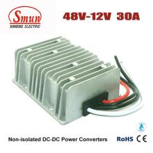 48V zu 12V 30A 360W DC DC Konverter Netzteil