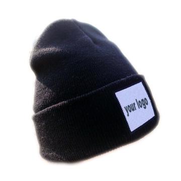 Зимние Сутулиться Beanie Hat Негабаритных