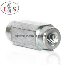 Forneça todos os tipos dos rebites de aço / rebites Nuts não padronizados
