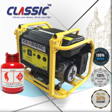 CLASSIC(CHINA) Fuel Save Natural Gas Portable Generator, Natural Gas Portable Generators for Home, Natural Gas Propane Generator