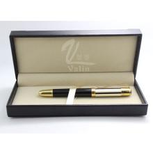 Nuevo modelo de regalo de metal Roller Pen con caja de regalo
