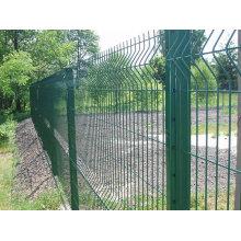 Поставка Anping Китай ПВХ покрытием Забор провода