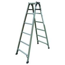 Двойной стороне лестницы алюминиевые максимальная нагрузка 100 кг