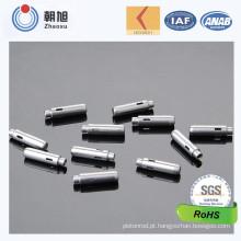 Pin de metal fazendo à máquina da precisão do CNC da fábrica do ISO