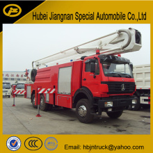 Beiben Aerial Platform Fire Fighting Truck