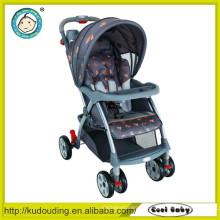 China Großhandel leichte Aluminium Baby Kinderwagen