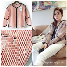 Warp Knitted Comfortable High Breathable Polyester 3D Air Mesh Fabric for garment