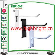 Supermarket Security Display Wire Single J Hook