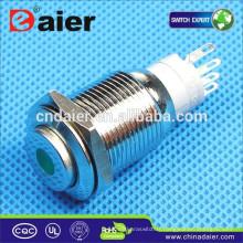 Daier LAS2-16H-11D Interrupteur tactile éclairé