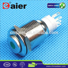 Daier LAS2-16H-11D Illuminated Tact Switch