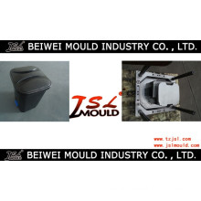 Made in China Plastic Wastebin Injection Mould