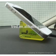 Dreieck PU-Gel klebrige Nano-Anti-Rutsch-Stick-Pad