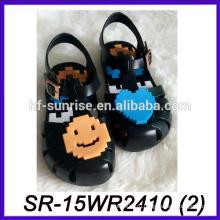Милые сандалии из пвх прозрачные сандалии из пластика прозрачные сандалии