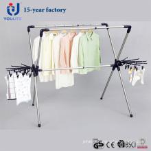 Kleiderbügel Edelstahl ausziehbar X-Type