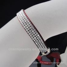 2014 Мода старинных голливудских браслет ленты оптовой хрустальный браслет