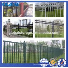 Clôture de treillis métallique de sécurité en acier de vente chaude pour la protection