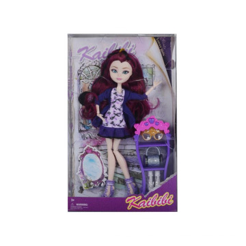 Wholesale 11 Inch Fashion Plastic Toy Doll with Accessories (10226228)