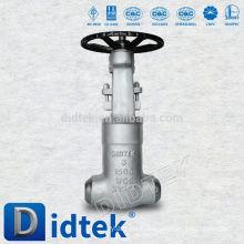 Purga de la válvula de la parada de latón de la central eléctrica de Didtek
