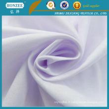 100% de tissu de coton pour l'interlignage