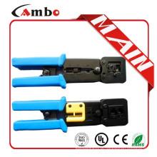 Preço de fábrica Alto desempenho 8P8C RJ45 Connector Easy Handling Tool