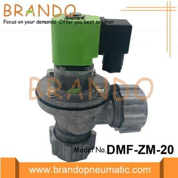 Right Angle Pneumatic Pulse Vlave DMF-ZM