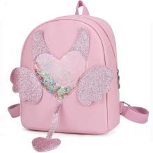 Wholesale Cute Cartoon Pink Mini Kids Backpack Shoulder Bag