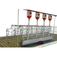 Factory manufacturing adjustable door gestation pens for pig  farming equipment