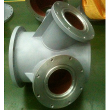 Low Pressure Casting Aluminum Housing