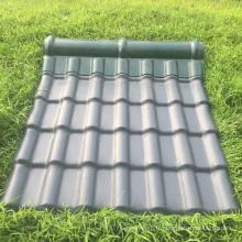 bon marché Feuille de toit enduite par ASA pour la maison préfabriquée