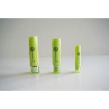 Pequena capa de Arylic com tubo de PE para embalagens de cosméticos