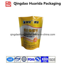 Plastic Pesticides Doypack with Zipper, Stand up Pesticides Bags