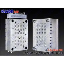 32-cavidade 28mm Pco Bpf plástico molde de injeção de Cap