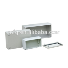Custom stamping powder coating distrubution box