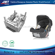 plastic injection car safety seat mould solution