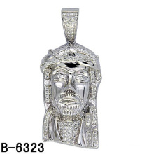 High Quality Fashion Jewelry Sterling Silver Pendant for Men