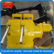 Underground Mining Air Scraper Winch for Slope Pulling