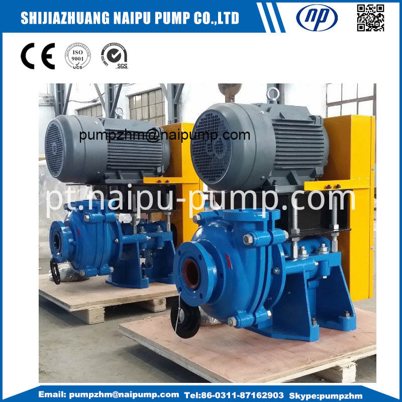 020 gold mineral processing slurry pumps