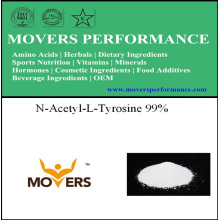 High Quality N-Acetyl-L-Tyrosine 537-55-3 99%