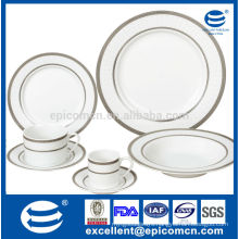 royal classic new bone china tableware with serving dishes