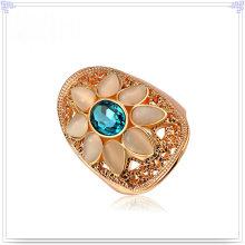 Accesorios de moda Anillo de aleación de joyería de cristal (AL2051)