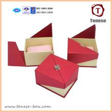Caja de empaquetado de lujo del regalo de boda