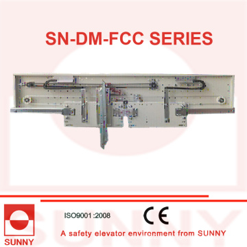 Открытие дверцы машины Fermator 2 (SN-DM-FCC)