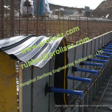 PVC Water Stop Strap for Concrete Joint to India