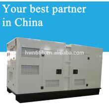 мощность генератора 75kW Shangchai 3 фазы, модель двигателя SC4H115D2
