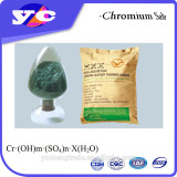 Golden Supplier Basic Chromium Sulphate For Leather Tanning Cr2O3 Content 22%-26%