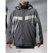 Synthetic insulation jacket