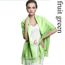2015 la nueva mezcla 40 colorea el mantón de la bufanda de Pashmina de la cachemira, nueva de la bufanda envuelve las bufandas